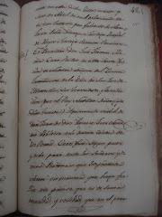 Texto completo de la carta del Pbro Fermín Mexía
