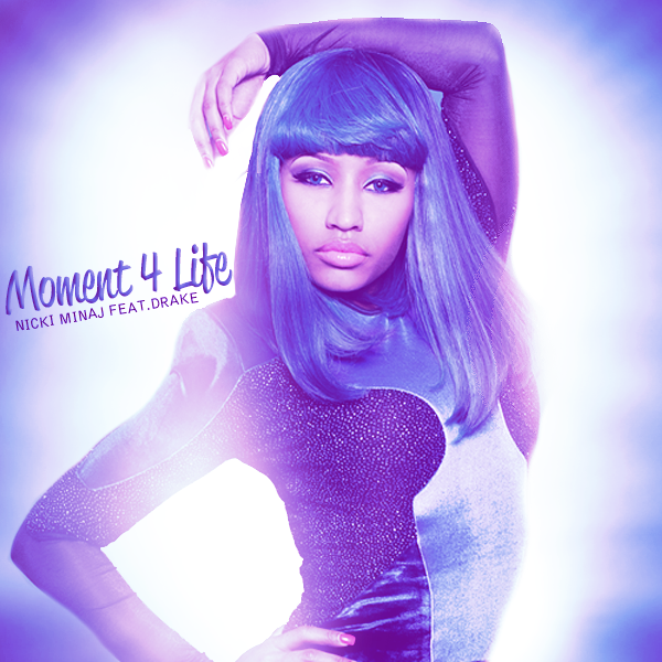 nicki minaj moment 4 life dress. nicki minaj and drake moment 4