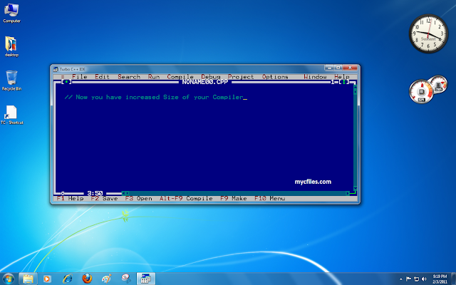 Borland Turbo C Compiler For Windows 7 64 Bit