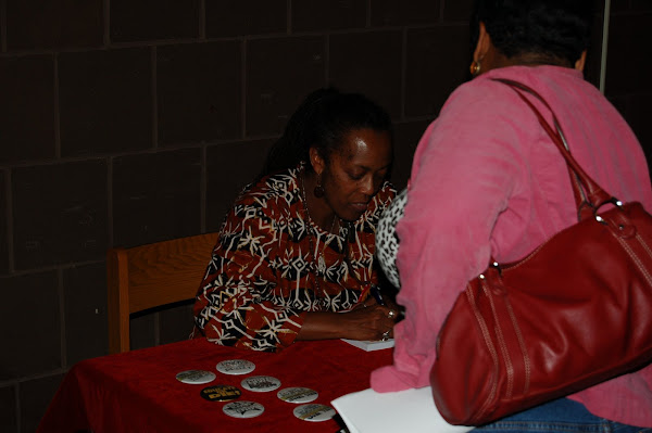 Black Ain't Blue Booksigning
