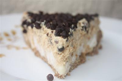 Frozen Peanut Butter-Banana Pie