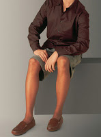 Gerbe Men's Hosiery, available from ActivSkin.com