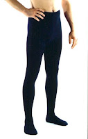 Ames-Walker Men's Waist Leotard
