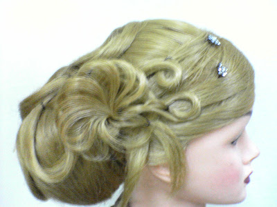 Site Blogspot  Hairstyle Books on Uae Khaleeji Hair Style For Special Events