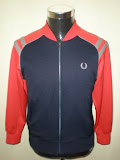 FRED PERRY TRACK JACKET 4