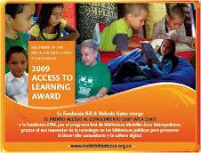 Premio Fundación Bill Gates