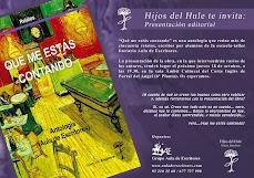 """BLOG """"QUÉ ME ESTÁS CONTANDO"""" (Editorial Hijos del Hule)"""