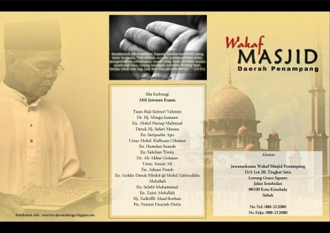 Waqaf Masjid Baru Penampang