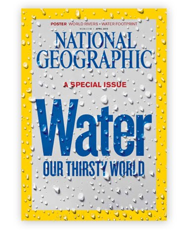 Free download of National Geographic special water issue