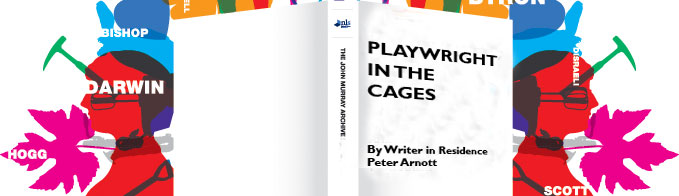Playwright in the cages