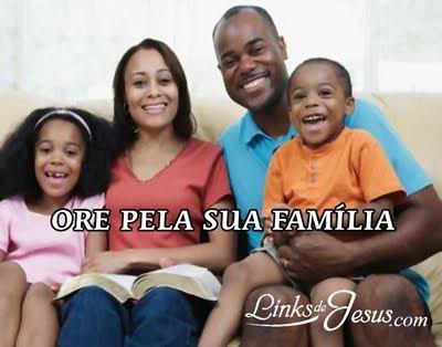 Culto de Oração e Jejum pela Família