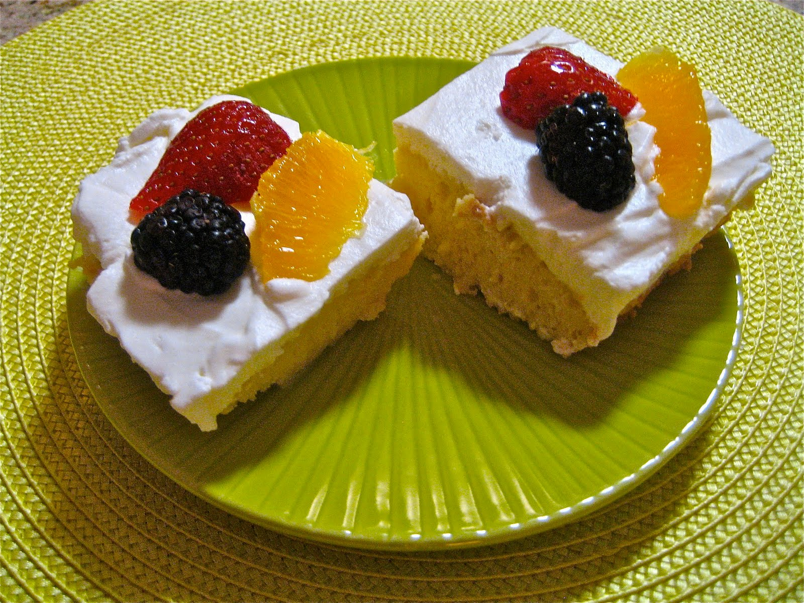 tres leches cake with cake mix
