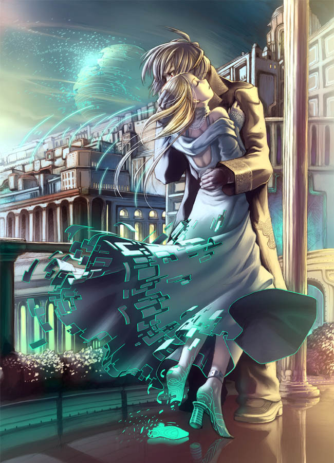 imagenes de amor anime. amor cap 68. amor anime
