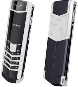 Vertu Signature 3G - With New Design