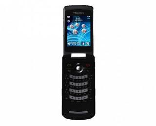 RIM Announces its First BlackBerry Flip Phone