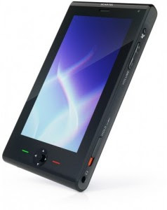 Scartel WiMAX Concept Phone Comes from Art Lebedev