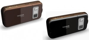 New nokia N85 color revealed!