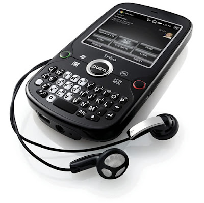 Palm Treo Pro Now Available in US