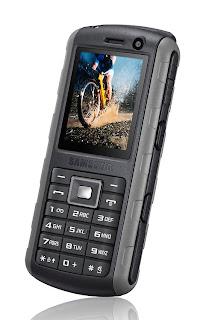 Samsung introduces durable B2700 cell phone