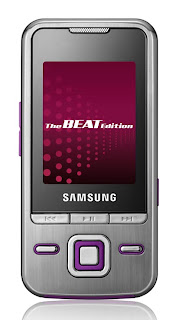 Samsung M3200 Beat s slider hits the scene