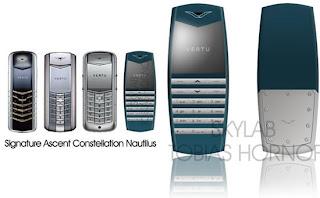 Vertu Nautilus Concept Phone