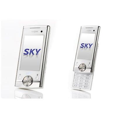IM-S380K – Stylish HSDPA Phone from Pantech