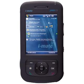 i-mate Jama 101 Launched in India, via Airtel