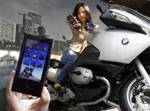 Samsung YP-P2: BMW Edition