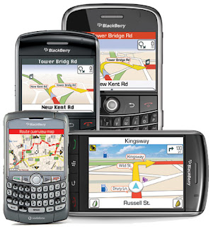 Telmap brings Life to BlackBerry