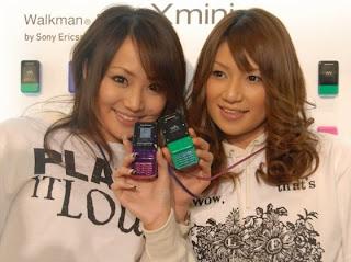 Xmini, the newest Sony Ericsson walkman phone