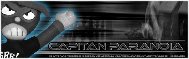 Capitán Paranoia