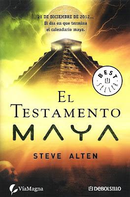 el testamento maya - Steven Alen EL+TESTAMENTO+MAYA