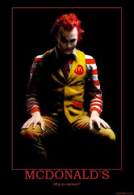 McDonald's  (imagenes, critica)