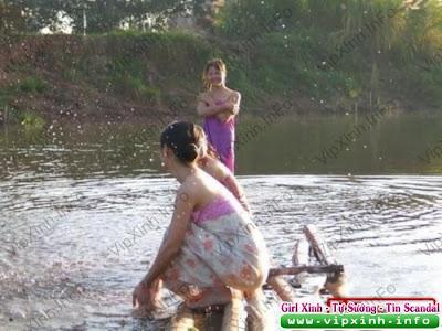 10090716150bc3f4f6d556dfbb Chụp lén thôn nữ tắm sông