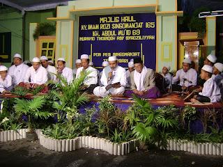 Biografi Kiai Imam Rozi Singo Manjat Dan Kh Abdul Muid
