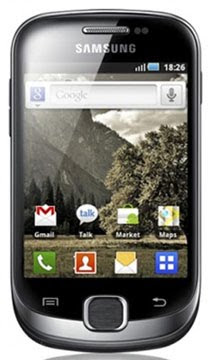 Samsung Galaxy Fit and Galaxy Gio