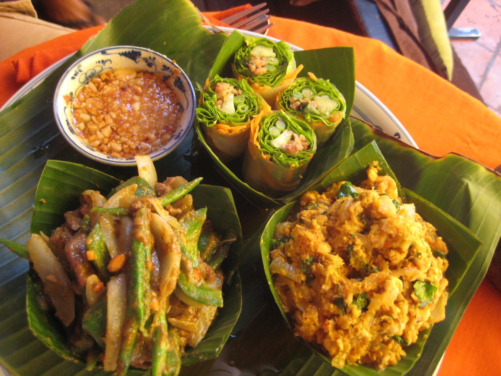 Cambodian Food Pictures