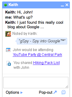Google Social Networking Potential