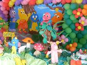 Balão e Arte Festas, decorando e realizando sonhos (cã³pia de balã£o arte festas )