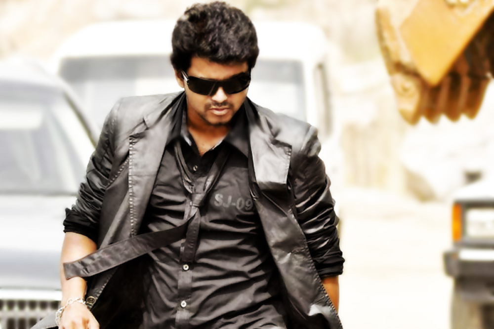 Ilaya thalapathi vijay in 50-th movie SURA wallpapers and pictures