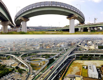 wallpaper japan. Great look of japan highways