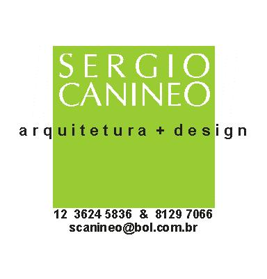 sergio canineo arquitetura + design