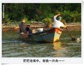 6.  茫茫沧海的轻舟