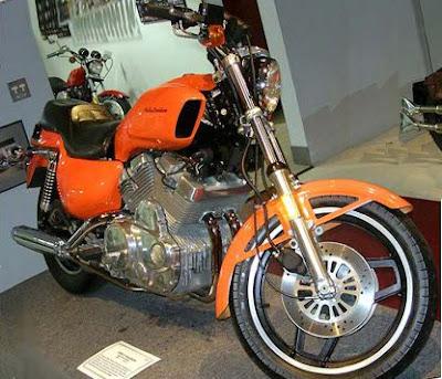 Harley-Davidson Nova
