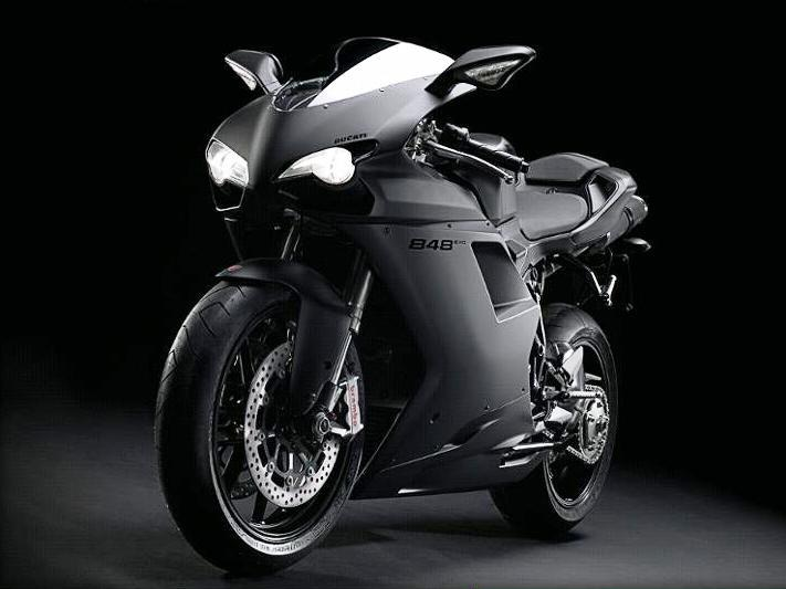 ducati 848 evo white. called the DUCATI 848 EVO.