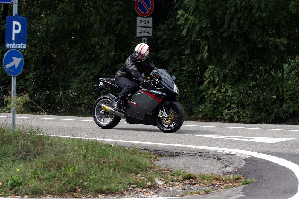 It is a good thing that Claudio Castiglioni has bought back MV Agusta from