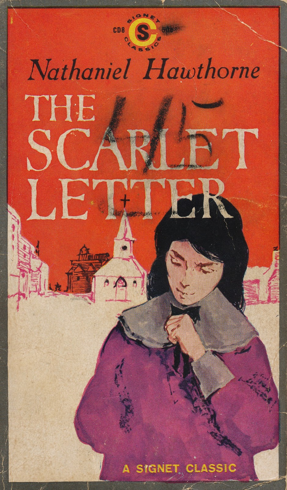 the power of knowledge and the scarlet letter Nathaniel hawthorne's the scarlet letter chapters  not the power of speech in foreign and unknown  nor do i--whom the scarlet letter has disciplined to.