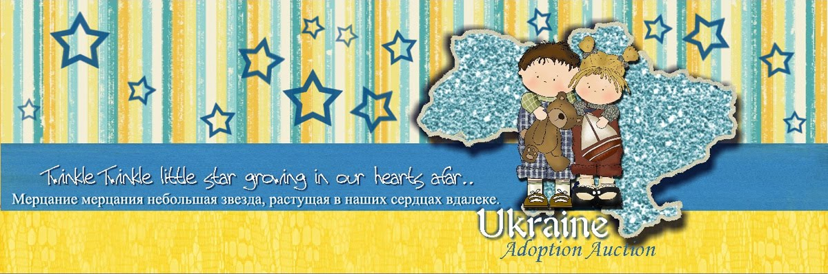 Our Ukrainian Adoption Fundraiser