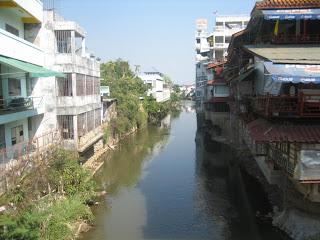 river bridge thailnad myanmar (burma)