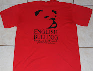 EBRNetwork T-shirts specify size and color